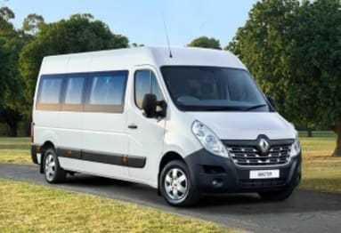 2017 Renault Master People mover LWB Mid