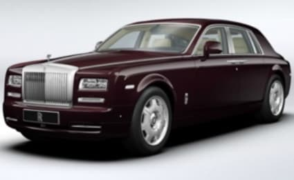 2017 Rolls-Royce Phantom Sedan (base)