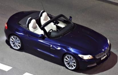 2017 BMW Z Models Convertible Z4 sDrive 20I