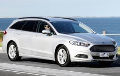 2017 Ford Mondeo Wagon Trend TDCi