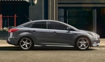 2017 Ford Focus Sedan Trend