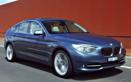 2017 BMW 5 Series Hatchback 530d Gran Turismo Luxury Line