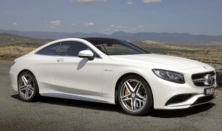 2017 Mercedes-Benz S-Class Coupe S63