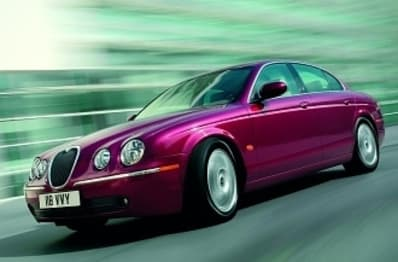 2008 Jaguar S Type Sedan 3.0 Diesel Luxury