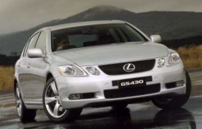 2008 Lexus GS Sedan GS430 Sport Luxury
