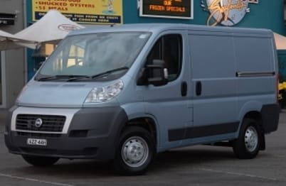 2008 Fiat DUCATO Commercial MWB/LOW