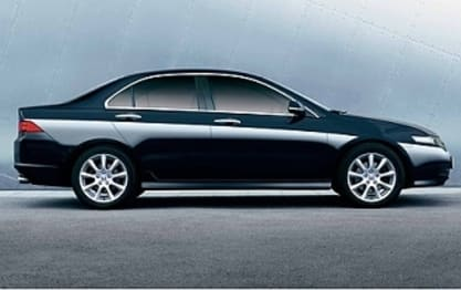 2008 Honda Accord Euro Sedan Luxury