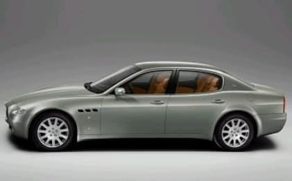 2008 Maserati Quattroporte Sedan (base)