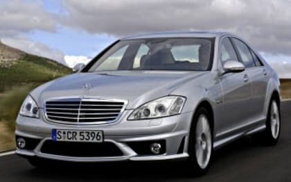2008 Mercedes-Benz S-Class Sedan S63 AMG