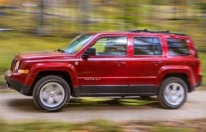2018 Jeep Patriot SUV Sport (4x2)