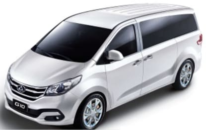 2018 LDV G10 People mover (9 Seat)