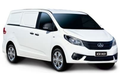 2018 LDV G10 Commercial (base)