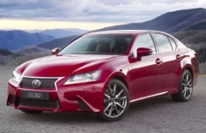 2018 Lexus GS Sedan GS350 F Sport