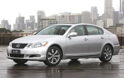 2009 Lexus GS Sedan GS300 Sport Luxury