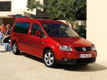 Volkswagen Caddy 2009
