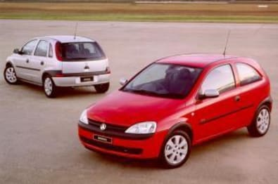 2003 Holden Barina Hatchback CD