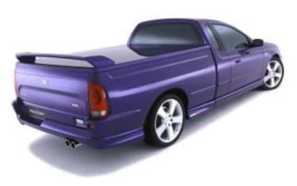 2003 Ford Falcon Ute XR8