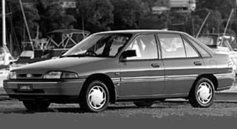 1994 Ford Laser Hatchback Ghia