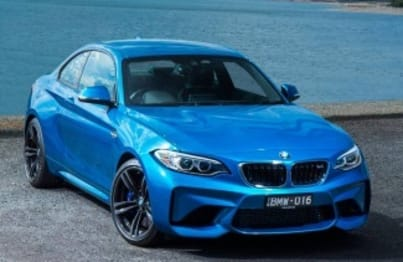2016 BMW M Models Coupe M2 Pure
