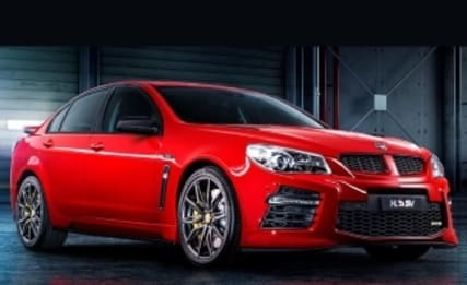2017 HSV GTS Sedan 30TH Edition