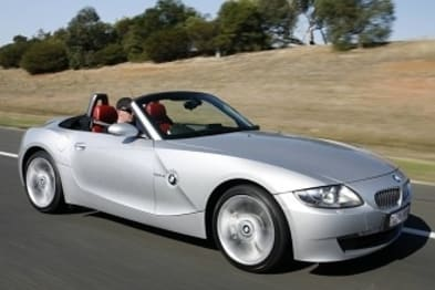 2008 BMW Z Models Convertible Z4 2.5SI Edition Exclusive