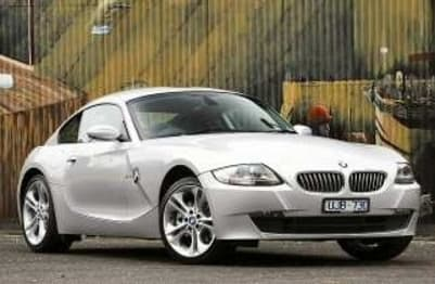 2008 BMW Z Models Coupe Z4 3.0SI Edition Exclusive
