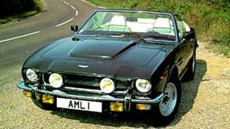 Aston Martin V8 1987 Price Specs Carsguide