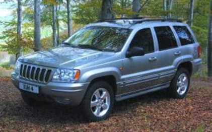 jeep grand cherokee 2003 price specs carsguide jeep grand cherokee 2003 price specs