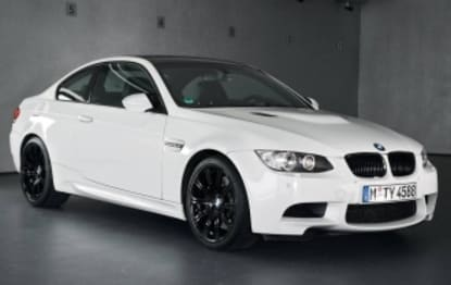 2013 BMW M Models Coupe M3 Pure