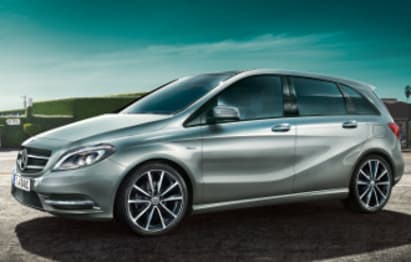 2014 Mercedes-Benz B-Class Hatchback B200 CDI Edition Start