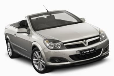 2007 Holden Astra Convertible Twin Top