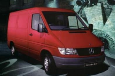 1999 Mercedes-Benz Sprinter Commercial 308D SWB