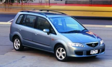 2002 Mazda Premacy Hatchback (base)
