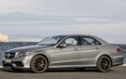 2015 Mercedes-Benz E-Class Sedan E63 AMG S Night Edition