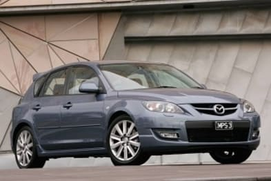 2008 Mazda 3 Hatchback Mps Sports Pack