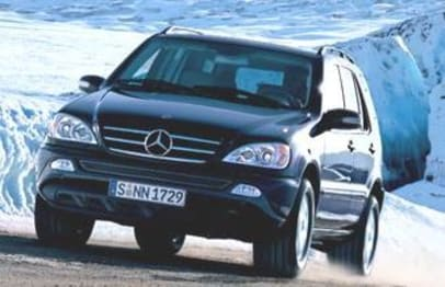 Mercedes-Benz ML350 2003