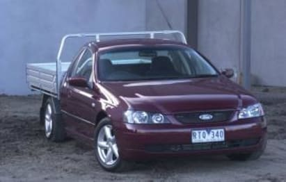 2004 Ford Falcon Ute XLS (LPG) Marlin