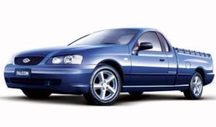 2004 Ford Falcon Ute XLS Marlin
