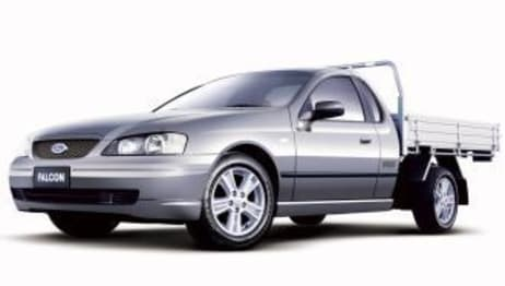 2004 Ford Falcon Ute XL (LPG) Tradesman
