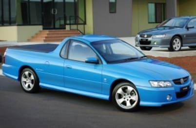 2005 Holden Commodore Ute Storm