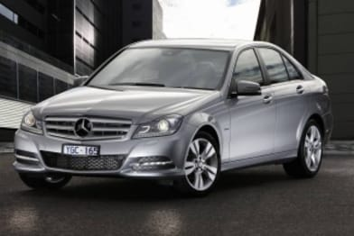 2011 Mercedes-Benz C-Class Sedan C200 BE