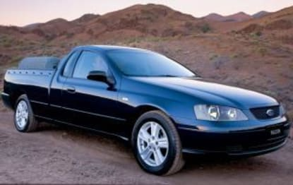 2003 Ford Falcon Ute XL SE