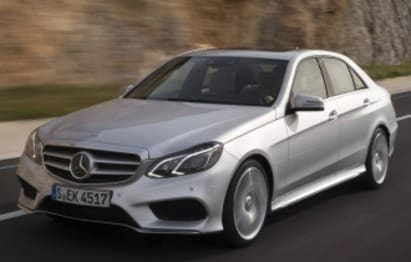 2013 Mercedes-Benz E-Class Sedan E300 Bluetec Hybrid