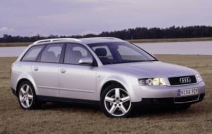 Audi A4 2 0 Avant 2004 Price Specs Carsguide