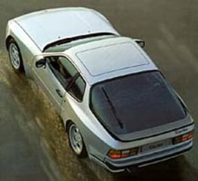 1991 Porsche 944 Coupe Turbo