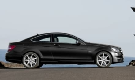 2011 Mercedes-Benz C-Class Coupe C180 BE