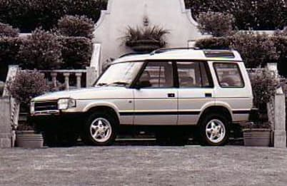 1999 Land Rover Discovery SUV SE7 (4X4)