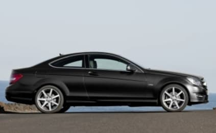 2012 Mercedes-Benz C-Class Coupe C180 BE
