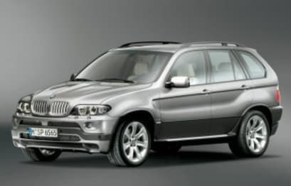 2004 BMW X Models SUV X5 4.8IS