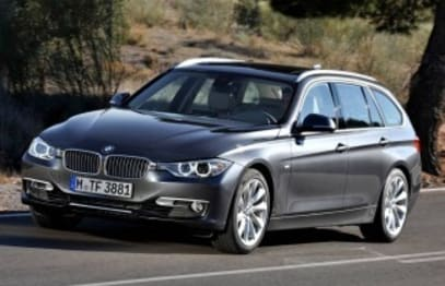 2014 BMW 3 Series Wagon 318d Touring High Line
